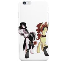 Ghost and Trickster iPhone Case/Skin