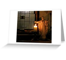 This little light of mine.... Greeting Card