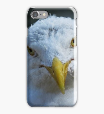 Seagull selfie iPhone Case/Skin