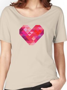 Prism Heart Women's Relaxed Fit T-Shirt