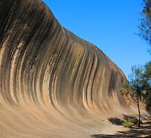 Wave Rock by Alison Badgery