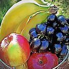 black grapes by cynthiab