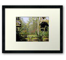 Autumn view Framed Print