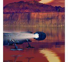 Eclipse 2000 Photographic Print
