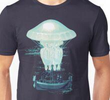 Jellyfish dirigible Unisex T-Shirt