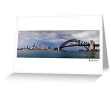 Stormy Sydney Greeting Card
