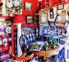 Antique Shop by Susan Savad
