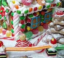 Gingerbread Heaven by Madonna McKenna