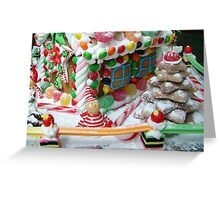 Gingerbread Heaven Greeting Card