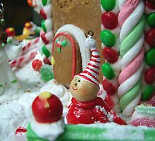 'Santa's Li'l Helpers' by Madonna McKenna