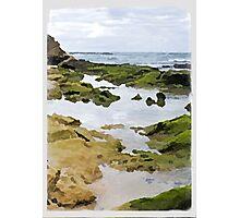 Pools Photographic Print