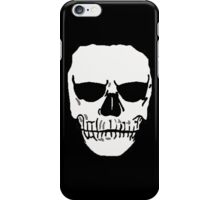 Put your game face on. iPhone Case/Skin