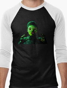 The Reptile Men's Baseball ¾ T-Shirt