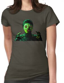 The Reptile Womens Fitted T-Shirt
