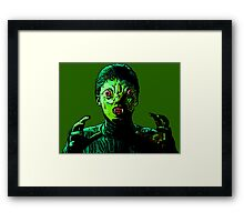 The Reptile Framed Print