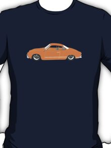 Orange Karmann Ghia T-Shirt