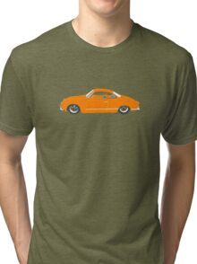 Orange Karmann Ghia Tri-blend T-Shirt