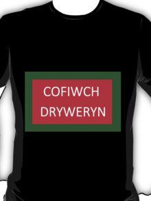 Cofiwch Dryweryn T-Shirt
