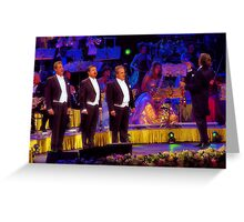 """The Platin - Tenors"" Greeting Card"