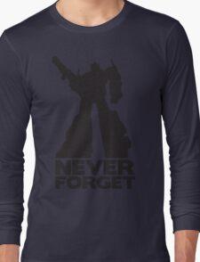 Optimus Prime Long Sleeve T-Shirt