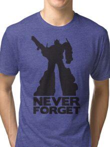 Optimus Prime Tri-blend T-Shirt