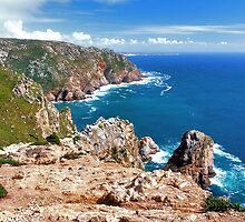 Cabo Roca 2 by Adri  Padmos
