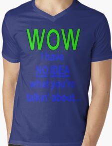 No Idea... Mens V-Neck T-Shirt