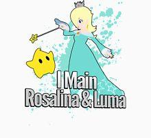 I Main Rosalina & Luma - Super Smash Bros. Unisex T-Shirt