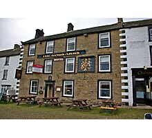 The Kings Arms Hotel - Reeth Photographic Print