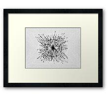 uni Framed Print