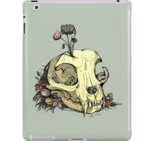 Little Skull Colour iPad Case/Skin