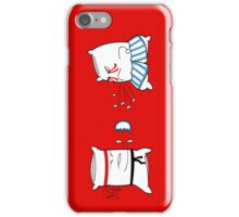 Super Pillow Fighter II Turbo iPhone Case/Skin