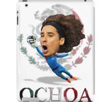 Guillermo Ochoa iPad Case/Skin