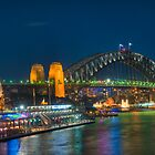 Sydney Harbour Bridge by Erik Schlogl