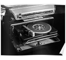 First Car CD Player Poster