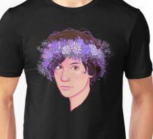 Ryan Flower Crown  Unisex T-Shirt