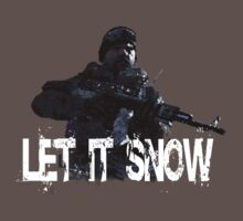 Let It Snow by Tim Norris