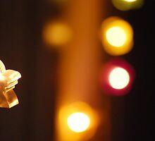 Little angel and lights by Rowan  Lewgalon