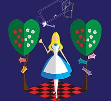 Alice In Wonderland by Paulway Chew