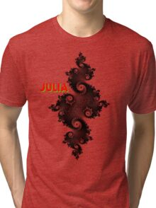 Julia Beautiful Tri-blend T-Shirt
