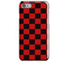 Checkers iPhone Case/Skin