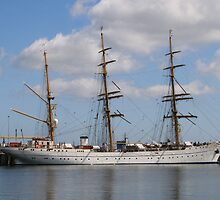 gorch fock by Anne Seltmann
