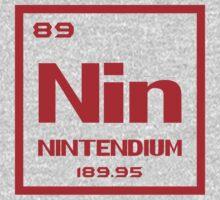 Nintendium Kids Tee