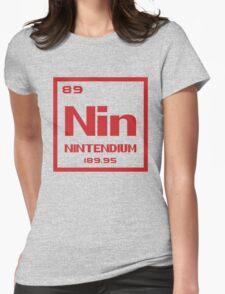 Nintendium Womens Fitted T-Shirt