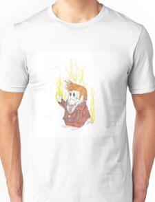 i Don't wanna Unisex T-Shirt