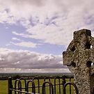 Hill of Tara. by Finbarr Reilly