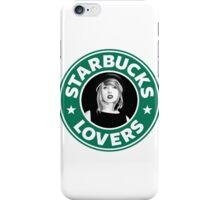 Starbucks Lovers iPhone Case/Skin