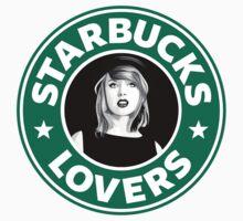 Starbucks Lovers Baby Tee