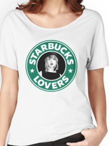 Starbucks Lovers Women's Relaxed Fit T-Shirt