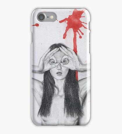 Period Goggles iPhone Case/Skin